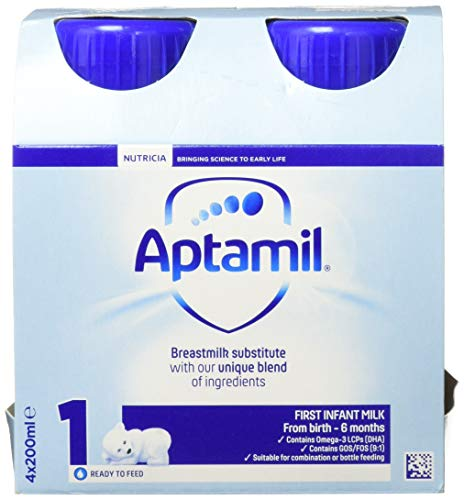 Aptamil First Milk from Birth – 12 x 200ml