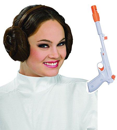 Rubie's Costume Star Wars Princess Leia Headband and (Princess Leia Blaster)