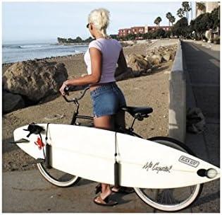 Block Surfboard Bike Rack - Side by Block Surf