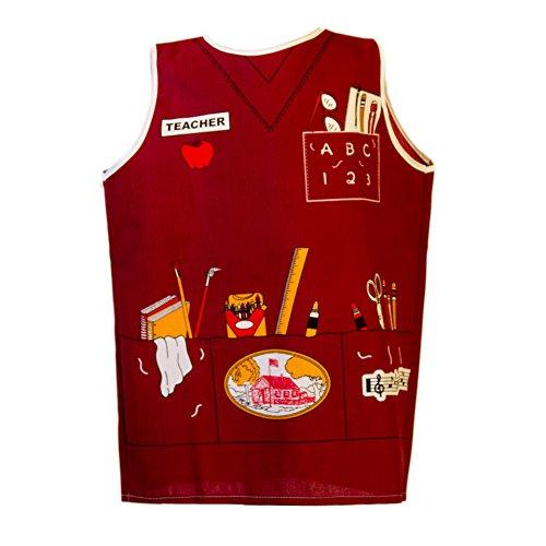 Teacher Costume For Kids (Dexter Educational Toys DEX106 Teacher Costume, Grade: 7 to)