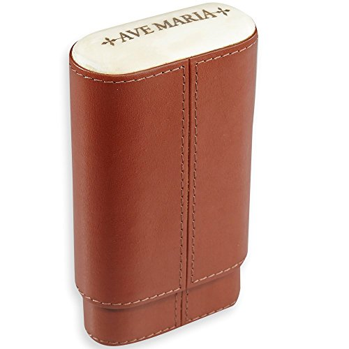 ave-maria-3-finger-protective-cigar-case-with-camel-bone-accents