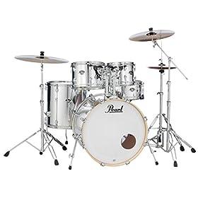 Pearl Drum Set, Mirror Chrome (EXX725SC49) 9