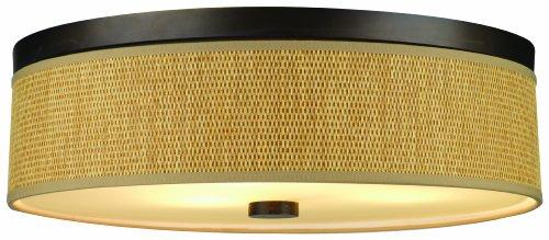 Philips Forecast F615620 Cassandra Ceiling Light, Sorrel (Sorrel Bronze Finish)