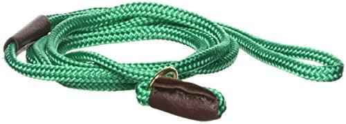 Green Slip Lead - Mendota British Show Slip Lead, Kelly Green, 1/8