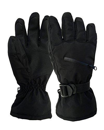 Nachvorn Skiing Gloves Water Repellent Windproof Insulated Snowboard Winter Warm Glove for Kids & Children by Nachvorn