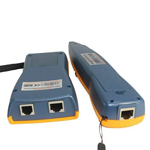 RJ11 Buscador de cables RJ45 Dispositivo de Cabel Buscador de l/íneas Probador de redes Buscador de cables Perseguidor de cables Detector de cables Probador de cables NetWork