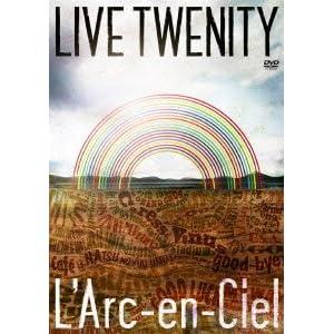 『LIVE TWENITY [DVD]』