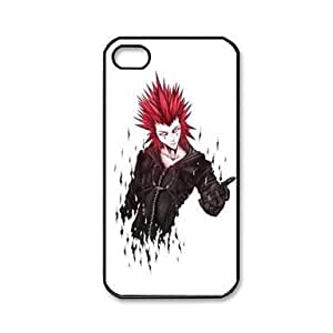 RC - Kingdom Hearts Pattern Plastic Hard Case for iPhone 4/4S