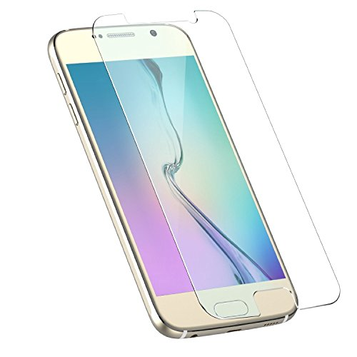 2 Pack Samsung Galaxy S6 Bullet Proof Glass Screen Protector