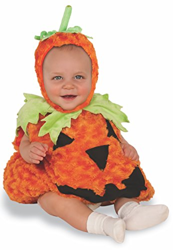 Rubie's Baby Pumpkin Costume, Multicolor, Infant -