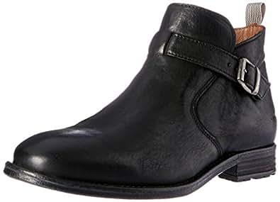 Wild Rhino Men's Fletcher Boots, Black (Black), 8 US (41 EU) 7 AU