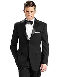 51c0b2a54e 100% Polyester Tuxedo Jacket