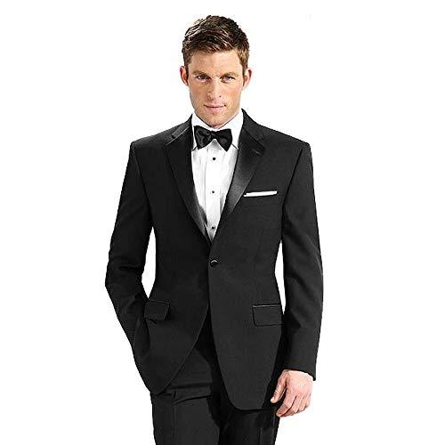 - Neil Allyn 100% Polyester Tuxedo Jacket