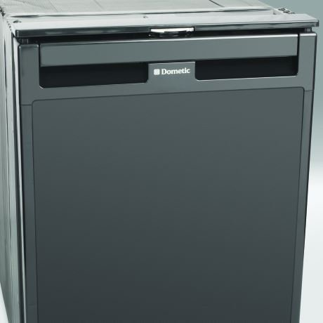 Dometic Coolmatic CRX-50 CRX-0050 Black 45 Liter 12/24 DC Refrigerator Freezer by Dometic