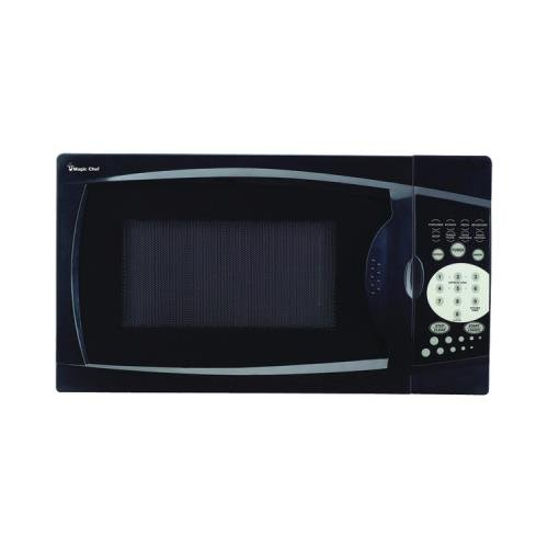 MAGIC CHEF MCM770B .7 Cubic-ft, 700-Watt Microwave with Digital Touch Home, garden & living by Magic Chef