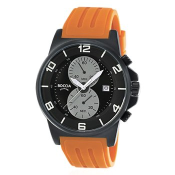 3777-09 Boccia Titanium Watch