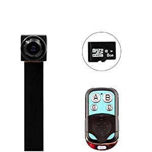 Mini Camera, PANNOVO HD 1080P Security Camera Nanny Cam
