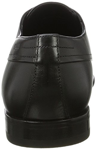 Hugo C-drerom 10189502 01, Zapatos Derby, Hombre Negro (Black)