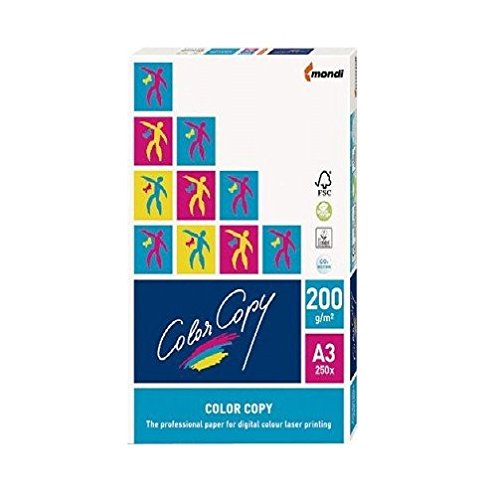 Color Copy Papier (DIN A3, 200 g/m²)
