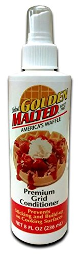 Carbon's Golden Malted Premium Grid Conditioner, 8 Ounce (Waffle Mix Golden Malted compare prices)