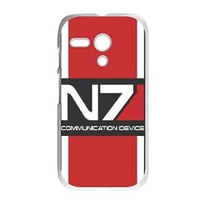 Motorola G Phone Case Mass Effect H6G5548075
