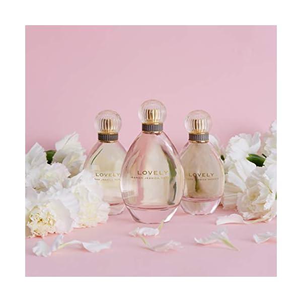 Lovely Sarah Jessica Parker By Sara Jessica Parker For Women. Eau De Parfum Spray 1.7 oz