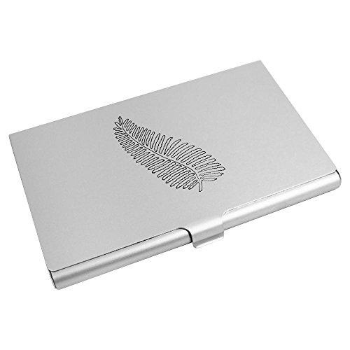Azeeda Card Wallet Business Holder Credit CH00000368 'Leaf' Azeeda Card 'Leaf' SdxPHq