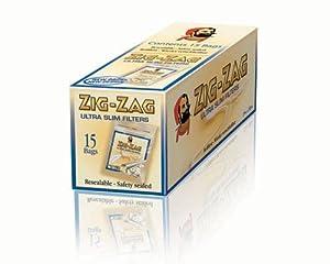 Zig Zag Ultra Slim Filter Tips 150'S (10) by Zig Zag