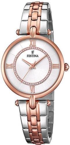 Festina Mademoiselle F20316/2 Wristwatch for women With crystals