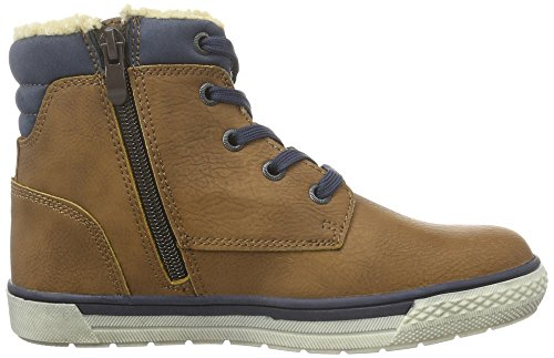 Supremo Jungen 1661602 High-Top Braun (Rust)