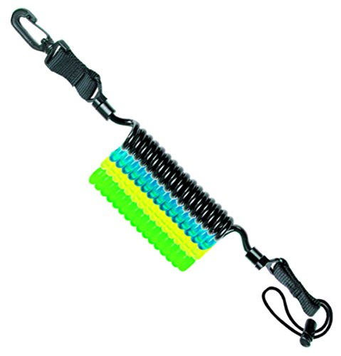 Colored Coil Lanyard - 2