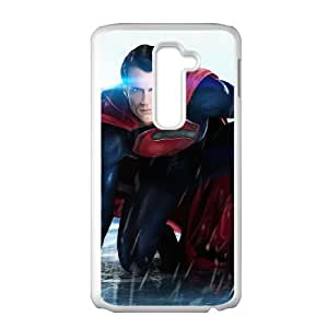 Superman LG G2 Cell Phone Case White as a gift A5851061