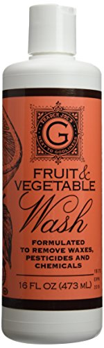 Organic Fruit Spray - Trader Joe's Fruit and Vegetable Wash - 2 Pack