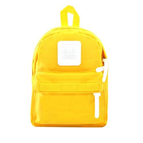 CutePaw Toddler's Mini Shoolbag Backpack Bookpack Daypack Unisex--Solid Color Shoulder Bag for Little Kids