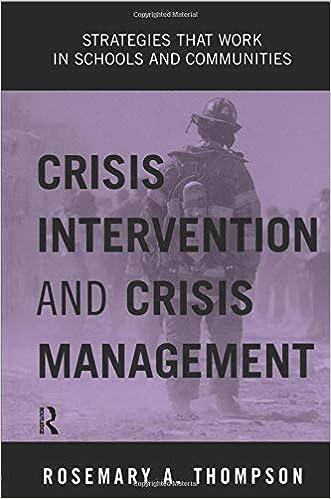 Leading Crisis Intervention Models