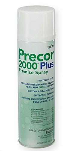 Precor 2000 Plus Premise Spray Flea Control-2 Cans