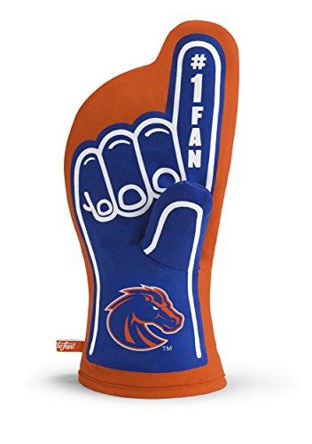 - NCAA Boise State Broncos #1 Oven Mitt