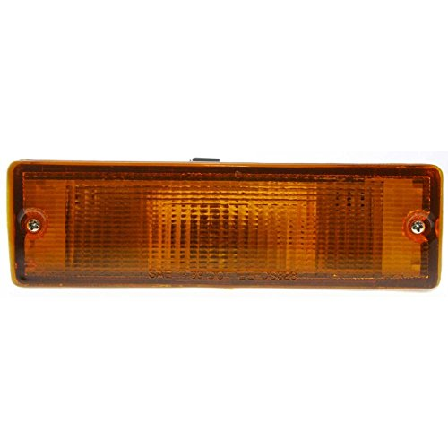 - Turn Signal Light compatible with NISSAN PICKUP 88-97 Passenger Side RH Assembly