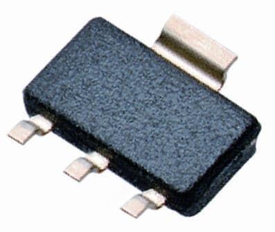 Board Mount Hall Effect / Magnetic Sensors 20mA Unipolar 5V/9V/ 12V/15V/18V 4-Pin (1 piece)