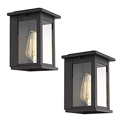 Emliviar Outdoor Wall Sconces, 1810-AW1