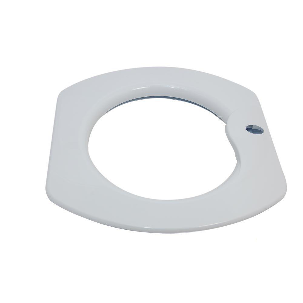 Creda Hotpoint Tumble Dryer White Door Trim Frame Kit. Genuine Part Number C00200385