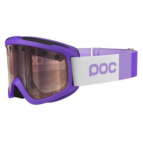 POC Iris Stripes Ski Goggles, Mercury Purple, - Goggles Mercury