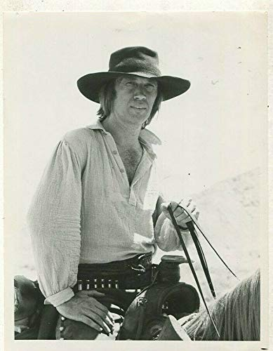 David Carradine- 'Mr. Horn' 1979 CBS TV press photo MBX94