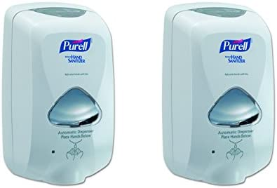 Purell 2720 12 2720 01 Tfx Touch Free Hand Sanitizer Dispenser