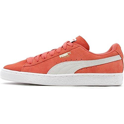 Sportive Suede 35546260 Coral Classic Spiced Scarpe Puma W's fUcBvKqq