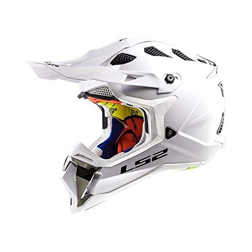 LS2 Helmets Unisex Adult Off-Road Helmet White XXX-Large for sale  Delivered anywhere in USA