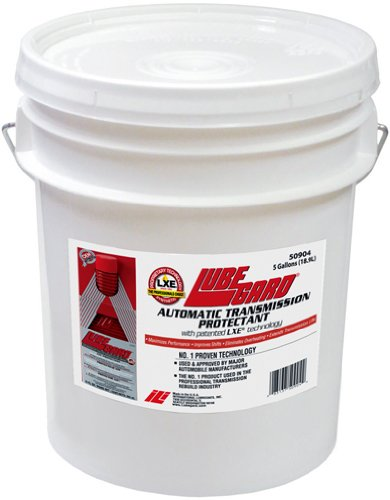 Lubegard 50904 Automatic Transmission Fluid Protectant, 5 Gallon -