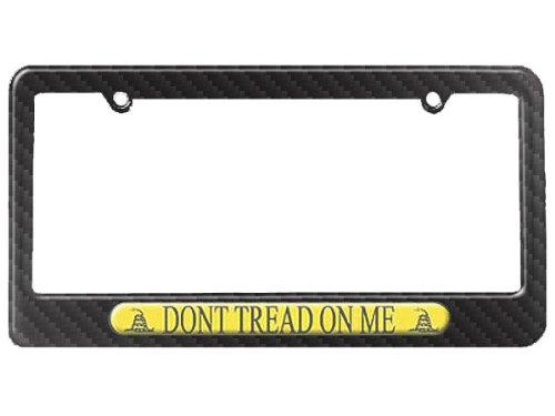 gadsden license plate frame - 3