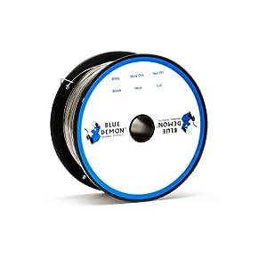 Blue Demon  ER316L X .035 X 2# Spool stainless steel welding wire