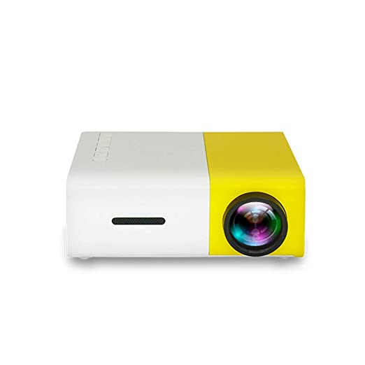 QAQWER Portable Home Mini proyector, LED Entertainment Portable ...